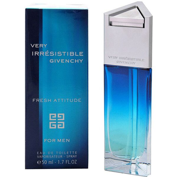 Very Irresistible Givenchy Fresh Attitude туалетная вода